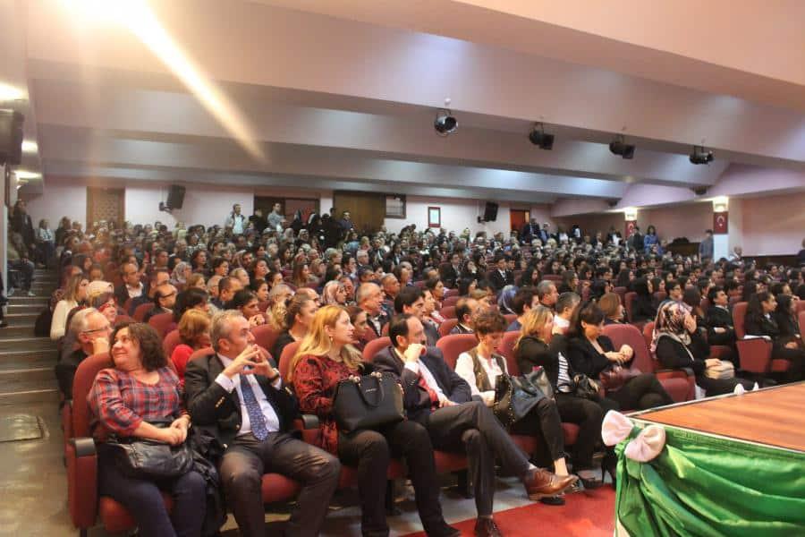 Vefa Lisesi 148. Dönem Rozet Takma Töreni,21.10.2015